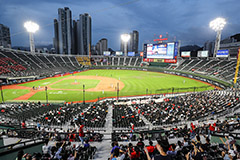 KBO, K League attendance allow