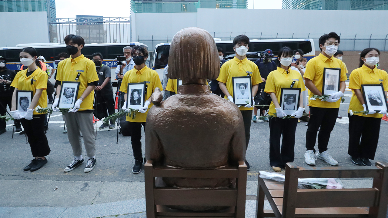 Why Japan should acknowledge its wartime sex slavery program as a human rights issue: Int'l Memorial Day for Comfort Women