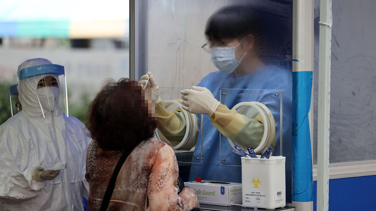 S. Korea sees over 100 mainly local COVID-19 cases for first time since March