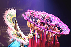 Korean intangible heritage performances in global spotlight