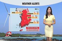 Intense heat nationwide