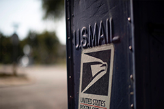 Head of U.S. Postal Service to testify before Senate, House committees amid mail-in ballot controversy