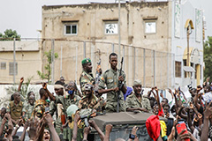 Mali president announces resignation after being detained by rebel soldiers