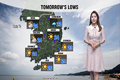 Heatwave in inland regions... rain in northern and central regions tomorrow