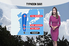 Heat to prolong...Typhoon Bavi to hit Korean Peninsula