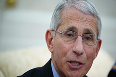 Fauci warns against rushing out unproven vaccines for COVID-19