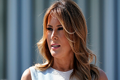 Melania Trump to headline RNC speech from White House's Rose Garden