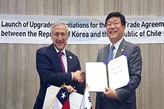 Chile's Vice Trade Minister Discusses Chile, S. Korea Ties in Covid-19 Era