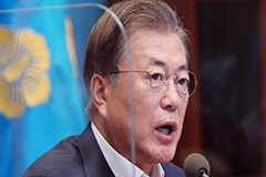 President Moon vows support for nurses amid doctors' strike