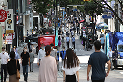 Fitch Ratings lowers S. Korea's 2020 growth forecast by -0.9 percentage points to -1.1%