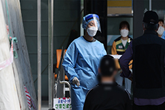 S. Korea reports 156 new COVID-19 cases, staying below 200 for a week