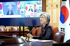 S. Korea's FM urges prompt res