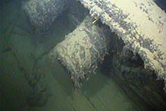 Sunken World War II warship found off Norway 80 years after sinking