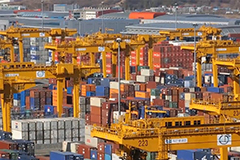 S. Korea's export prices down 0.2%, import prices down 1.1% on-month in August