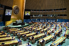 UN General Assembly to be held
