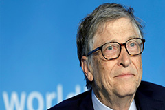 Bill Gates thinks COVID-19 pandemic will end by 2022 once vaccines are distributed