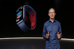Apple unveils new Apple Watch and new iPad models