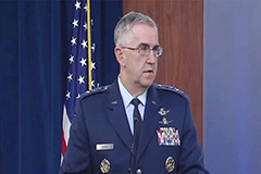 Vice Chairman of U.S. Joint Chiefs of Staff says N. Korea has developed 'small number' of nuclear weapons