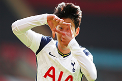 Son Heung-min scores four goals against Southampton in Tottenham's 5-2 victory