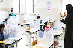 Schools in Seoul area open for
