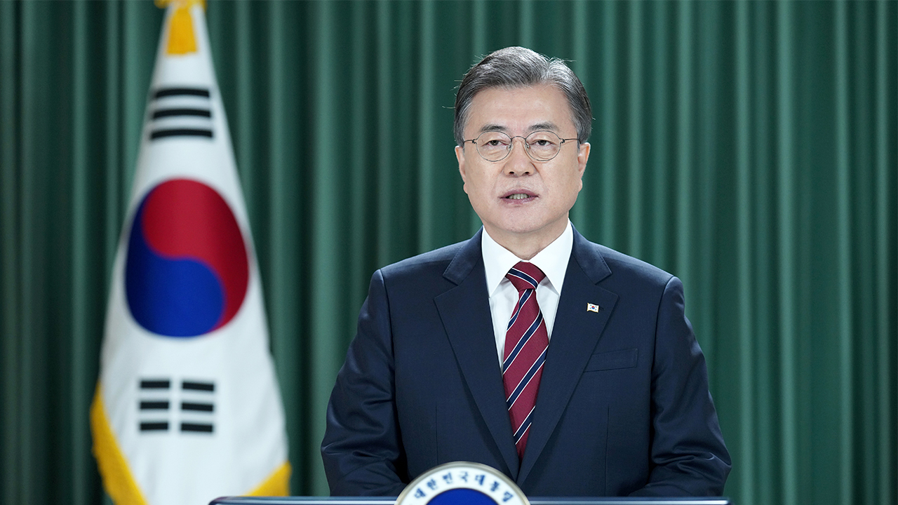 Unity, solidarity and cooperation key to overcoming COVID-19: Moon