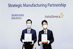 Samsung Biologics, AstraZeneca sign strategic manufacturing deal for long-term supply