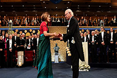 Stockholm Nobel Prize award ceremony to go online due to COVID-19 pandemic