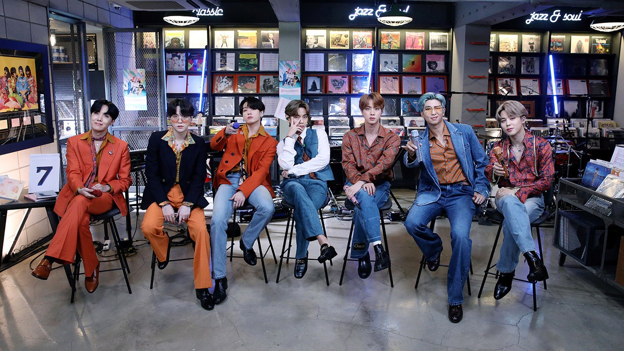 BTS nominated as Top Group, Top Social Artist on Billboard Music Awards