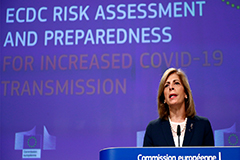 ECDC calls for need to step up response to COVID-19 resurgence in Europe