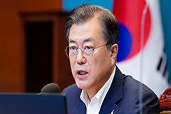 President Moon offers condolences to S. Korean man shot dead by N. Korea