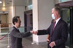 Top nuke envoy believes better