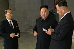 North Korean leader sends letter to Trump wishing for his speedy recovery
