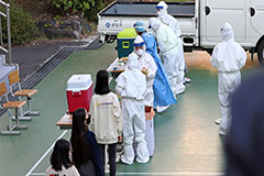 S. Korea confirms 114 new COVID-19 cases on Wednesday