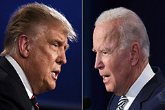Trump eager to hold second debate as Biden steps up criticism