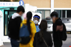 S. Korea sees 114 COVID-19 cases, into triple-digits for 1st time in a week