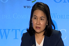 S. Korea's trade minister among the 2 finalists for new WTO chief