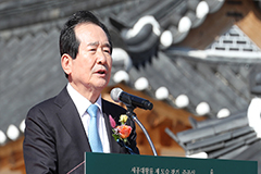 On Hangeul Day, PM says Korean language can make S. Korea a leading nation