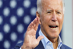 Biden leads national WP/ABC News poll by 12%p after Trump diagnosed with COVID-19