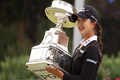 Kim Sei-young wins first major
