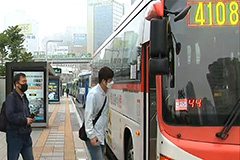 S. Koreans required to wear face masks on public transport, at medical facilities from Oct. 13