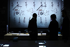 Discovering secrets of cultural objects through advanced technology