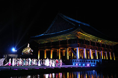 'Royal Culture Festival' -  variety of exhibitions and shows at Seoul's royal palaces