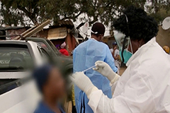 WHO warns Africa is at pivotal moment as COVID-19 cases surge