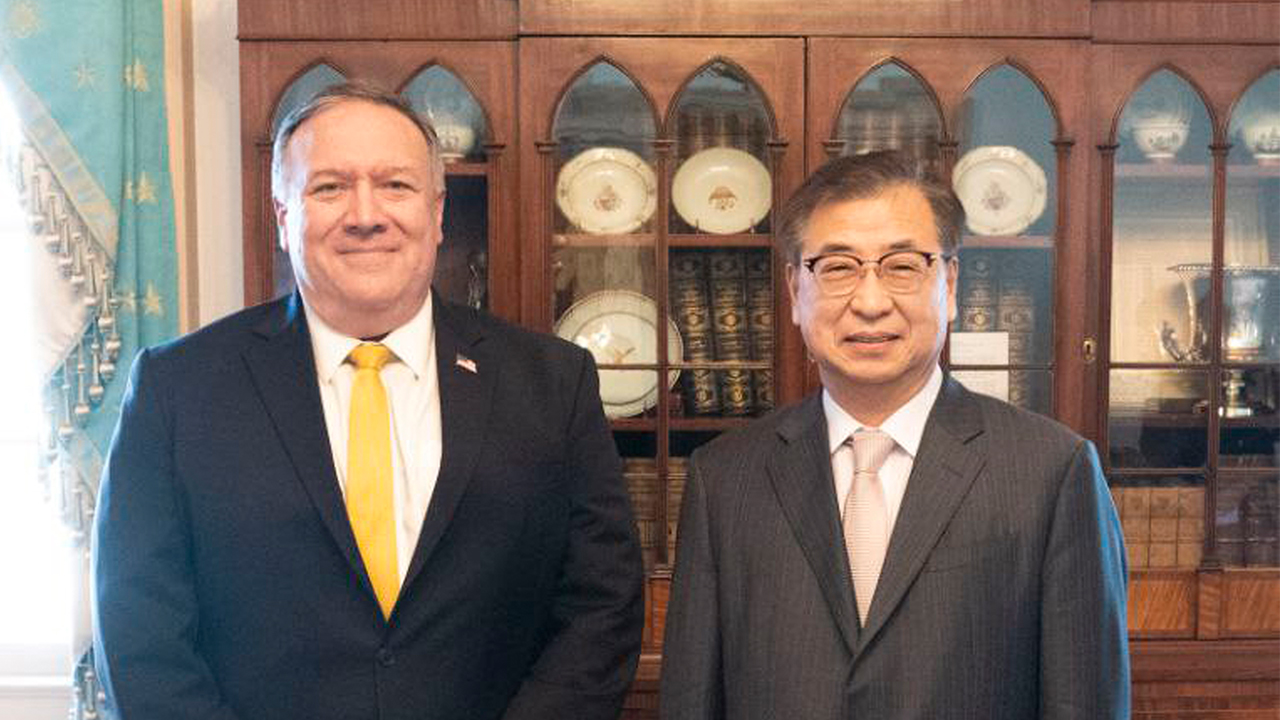 S. Korea, U.S. hold same views on end-of-war declaration: Seoul's security advisor