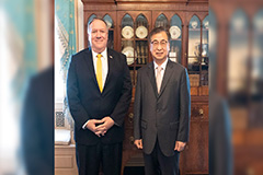 S. Korea, U.S. hold same views on end-of-war declaration: Seoul's nat'l security advisor