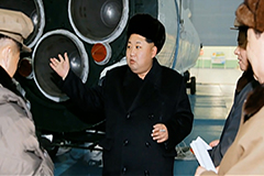 North Korea claims 'universal right' to space tech development