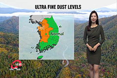 Dusty in west, similar readings to Monday