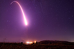 U.S. estimates cost of new nuclear missiles to replace Minuteman 3 system at US$ 95.8 bil.