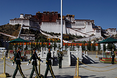 China says U.S. meeting with Tibetan gov't in exile officials 'undermines' Tibet's stability