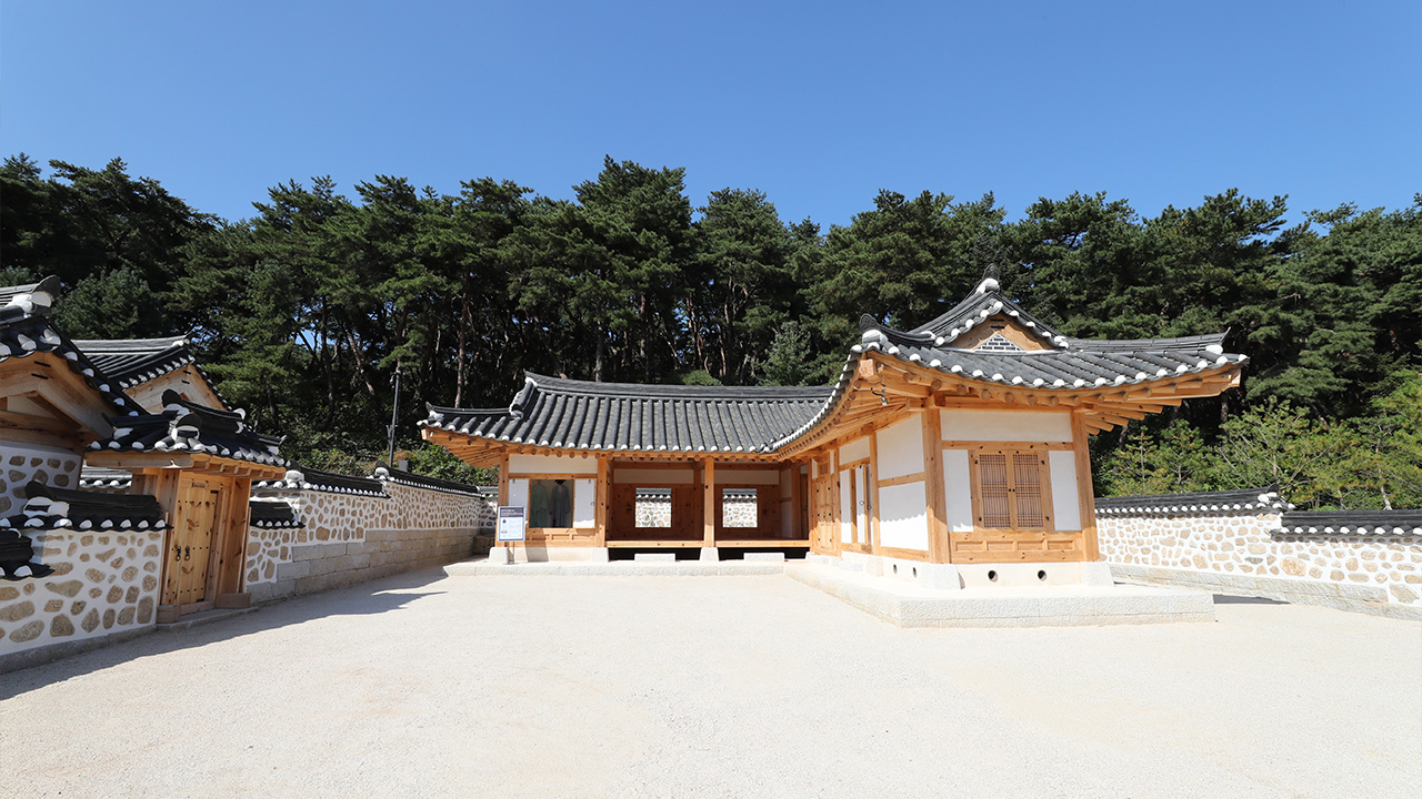 VJ King Sejong Shrine